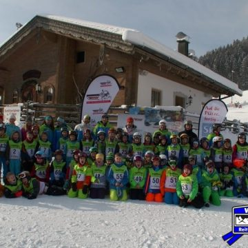 Grundschulwettbewerb in Ruhpolding